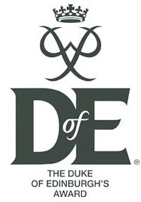 Logo of The Duke of Edinburgh's Award Scheme.