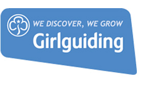 Logo of Girl Guiding