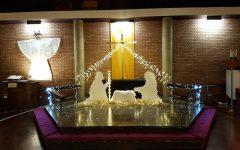 Carol Service Nativity Scene