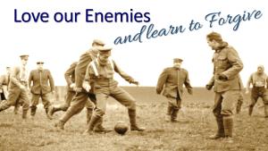 Love oue Enemies  image
