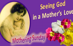 God in a mother's love