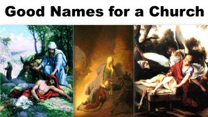 Good Names for a Church Image